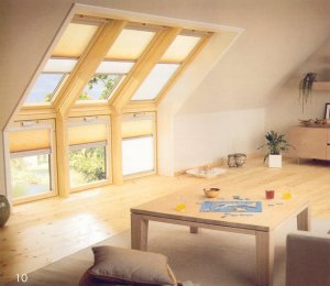 Precision Blinds Limited Velux